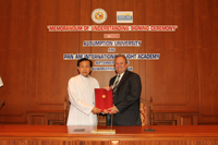 Asia Type Rating Pilot School Agreement Thailand