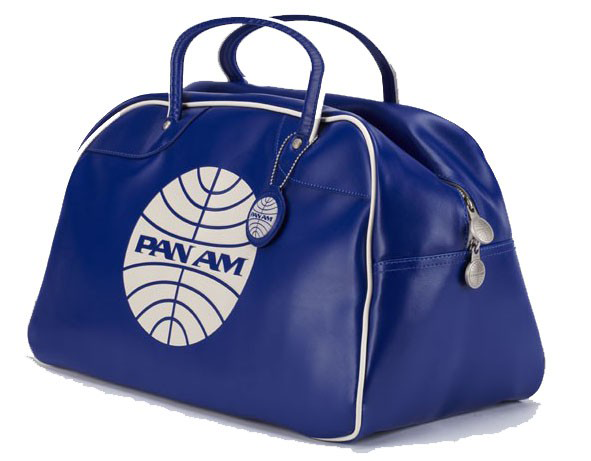 Pan Am Flight Attendant Training Merchandise